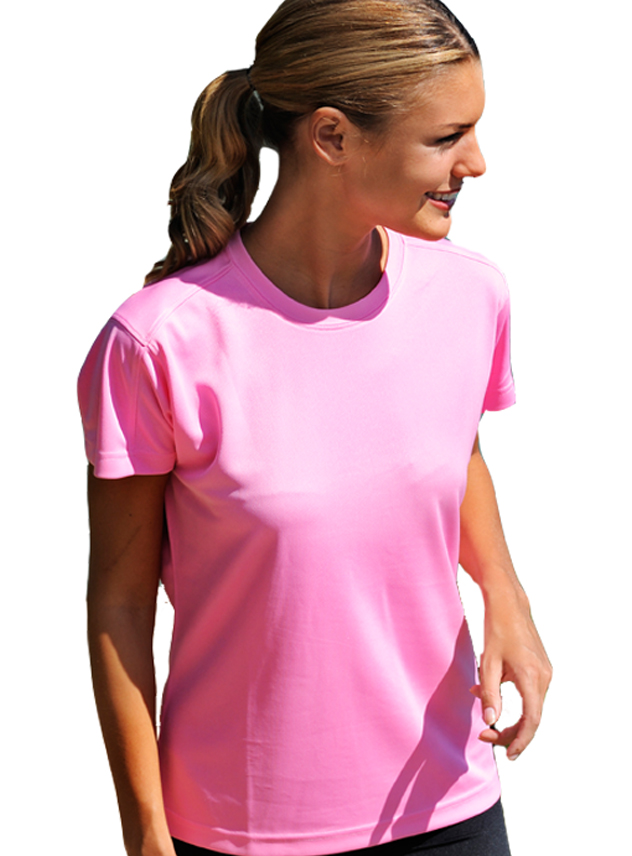 Hardloopshirt dames Clique Ice-T