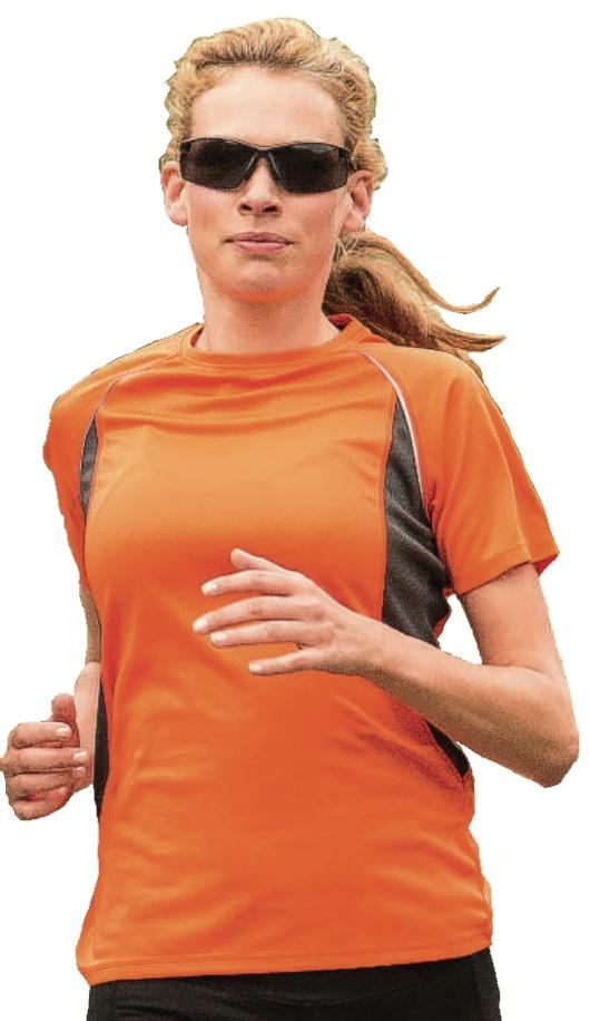 Hardloopshirt dames Elevate Quebec