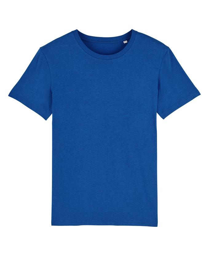 mid heather royal blue