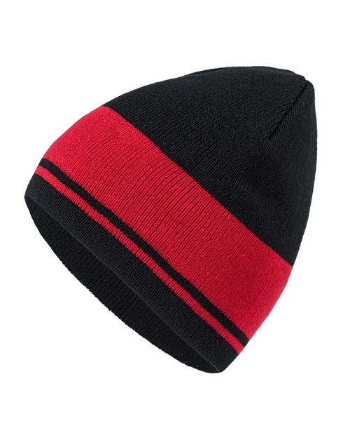 Black - Deep Red