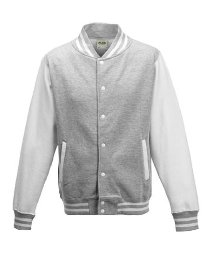 heather grey - artic white