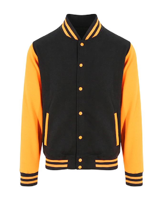 Jet Black - Orange Crush