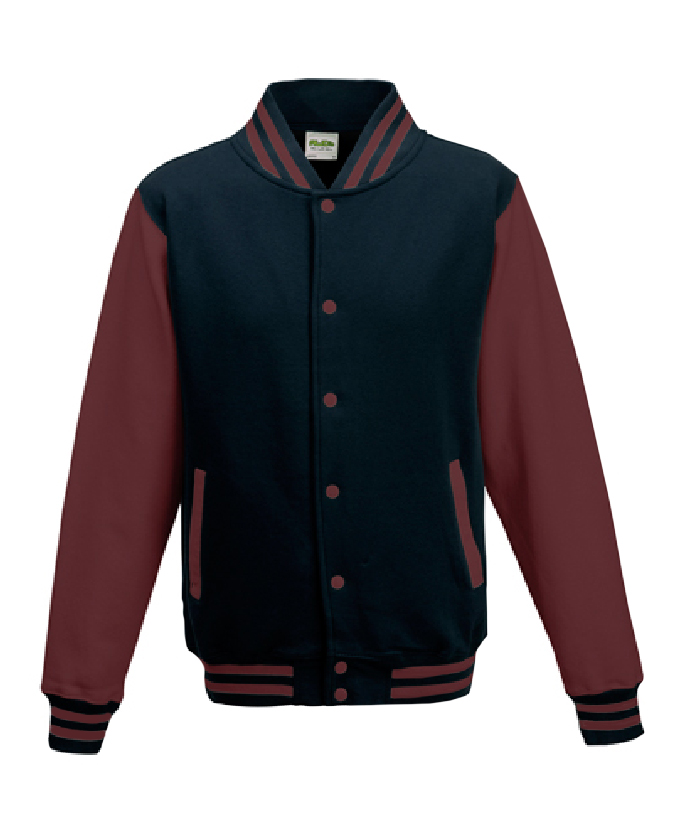 oxford navy - burgundy