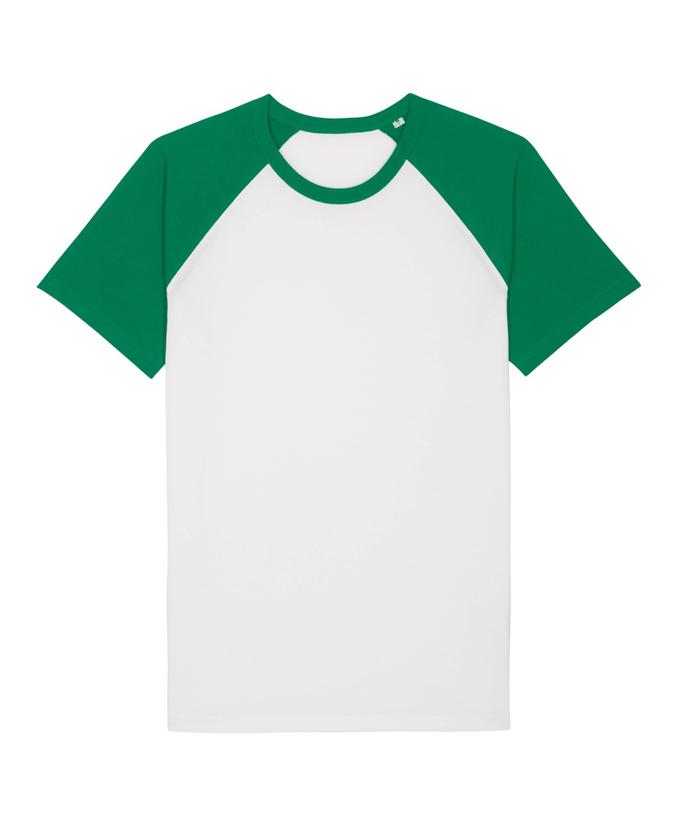 White - Varsity Green