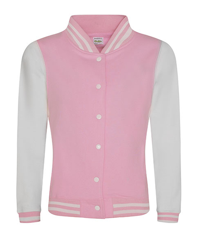 baby pink - artic white