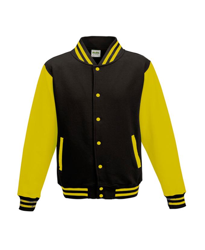 jet black - sun yellow
