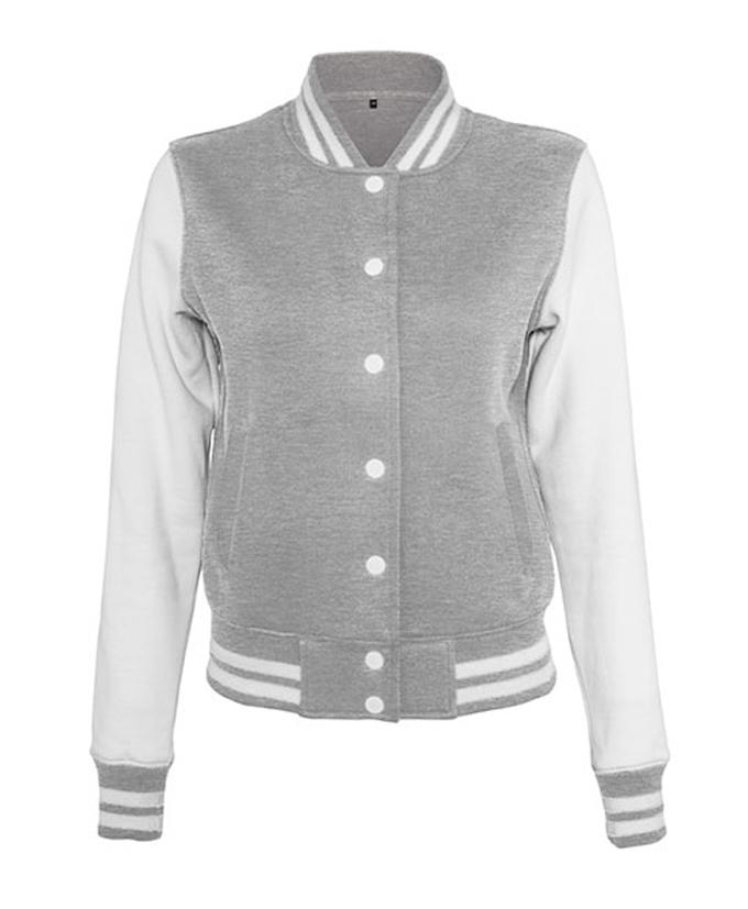 heather grey - white