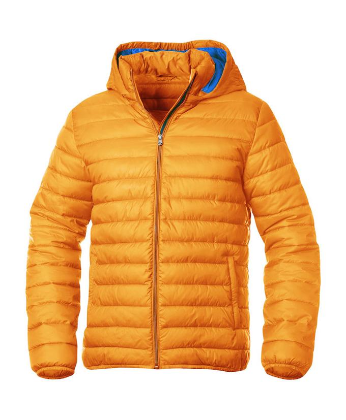 neon oranje-kobalt