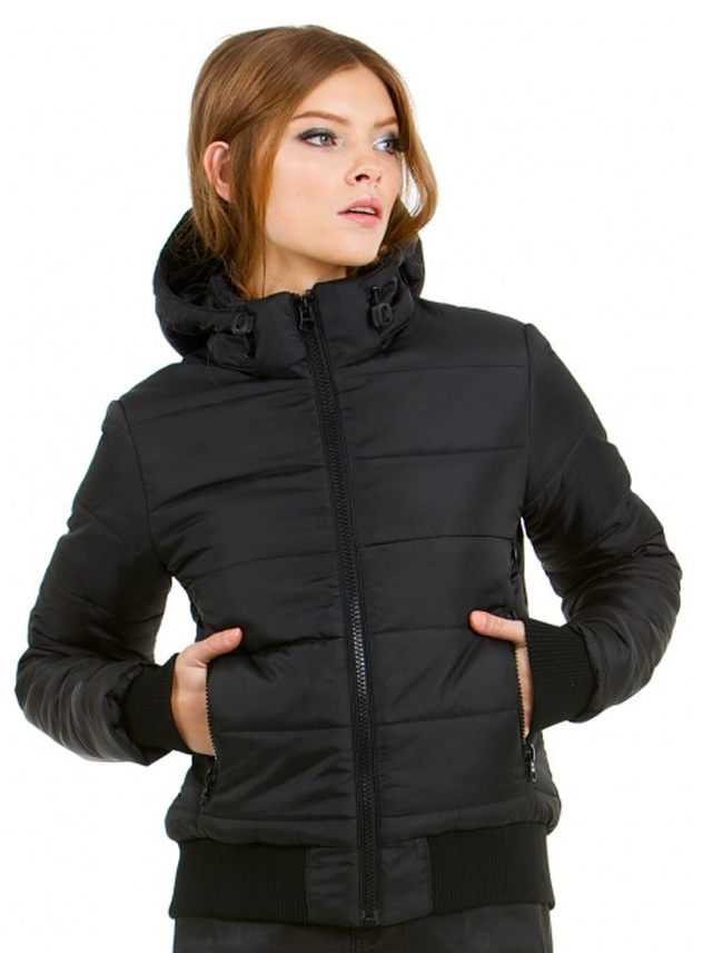 Jas dames B&C Superhood