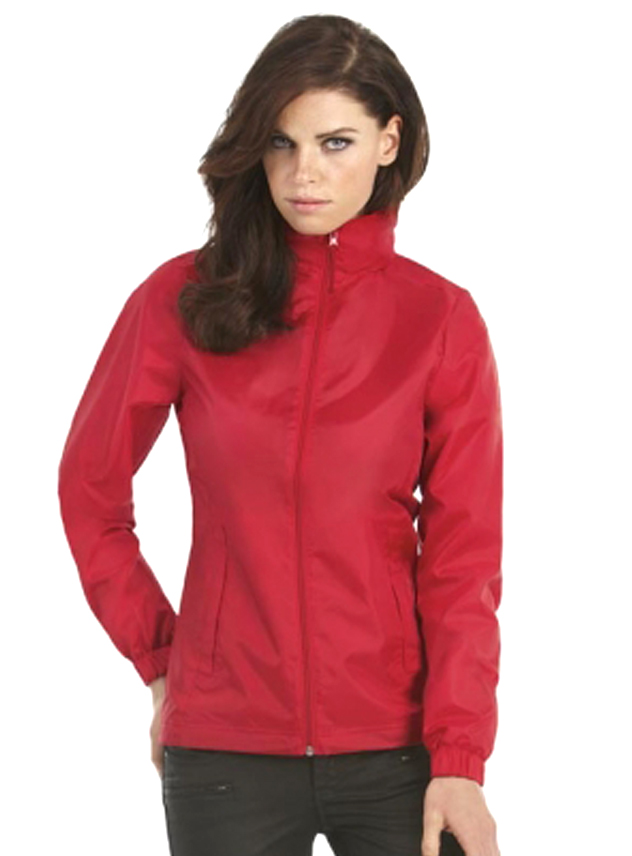Jas dames B&C Urban Windbreaker