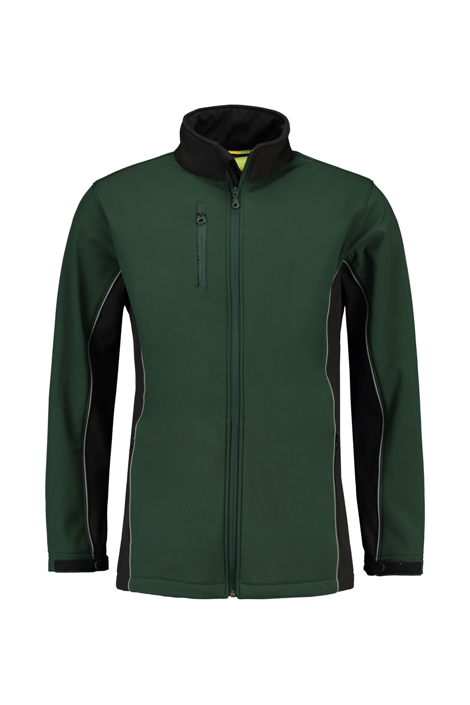 forest green - black