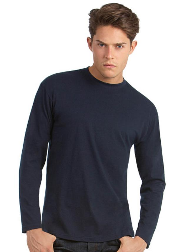 Long sleeve B&C Exact 190