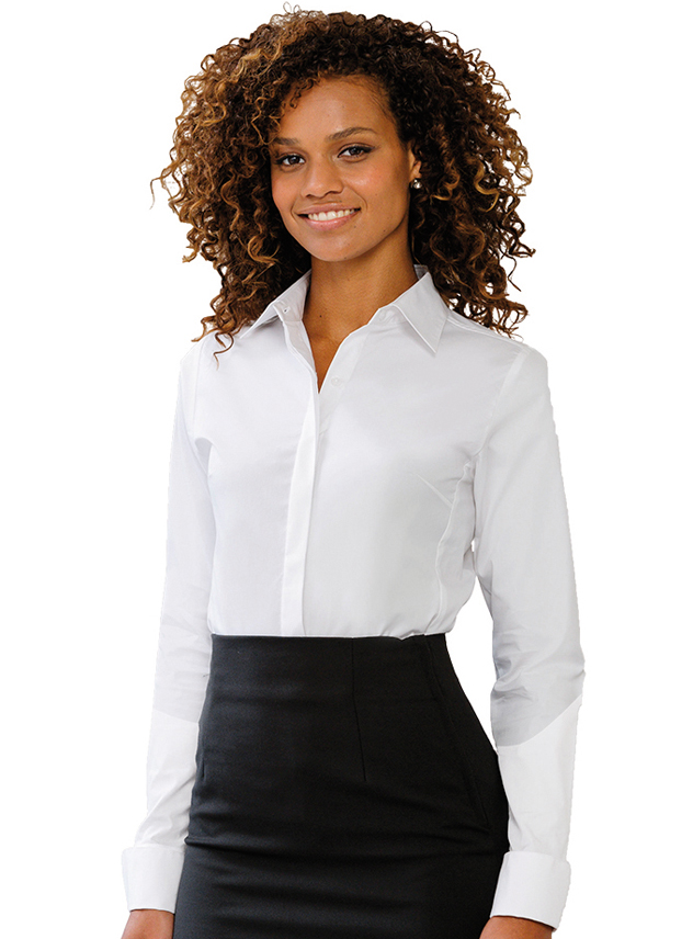Blouse dames Russell Oxford 932F
