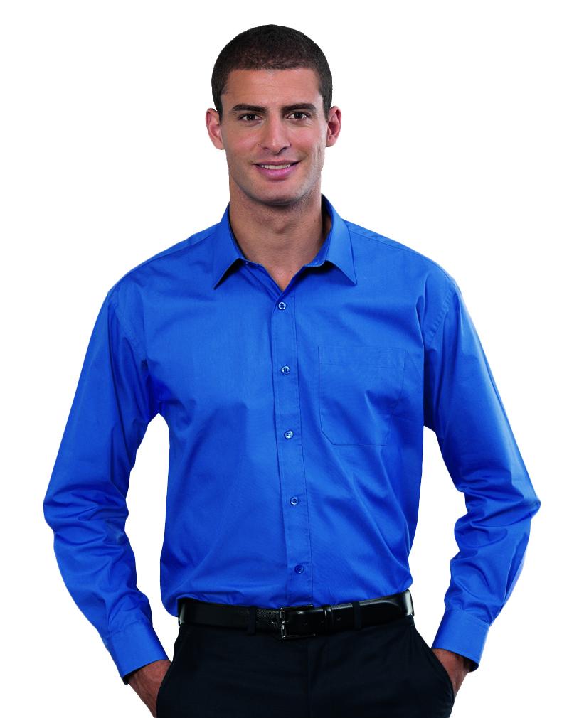 Overhemd Russell Poplin 936M