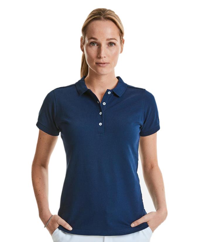 Poloshirt dames Russell 566F