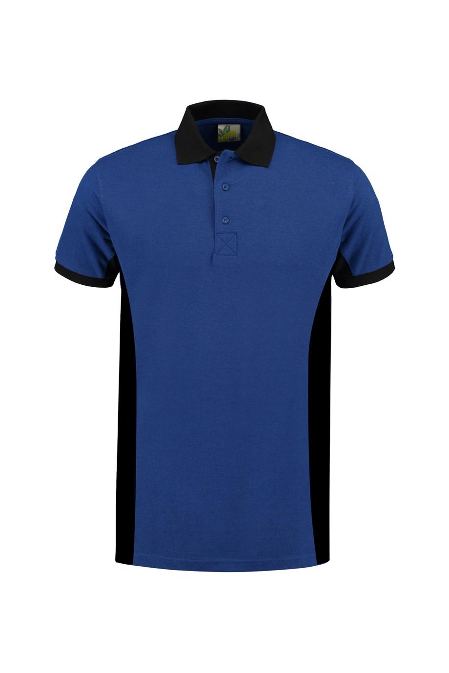 royal blue - black