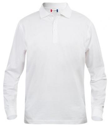 Poloshirt long sleeve Clique Classic Lincoln