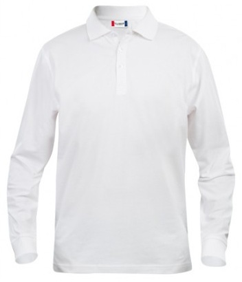 Poloshirt long sleeve Clique Classic Lincoln