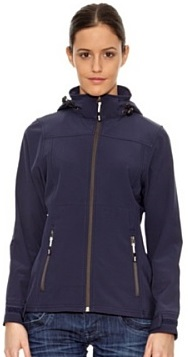 Softshell Jas dames Elevate Langley