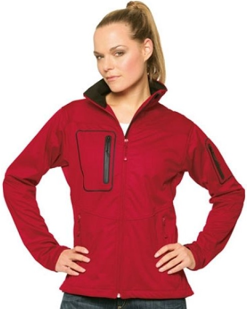 Softshell Jas dames Russell 520F
