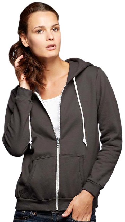Sweater dames ANV 71600FL Hooded Zip