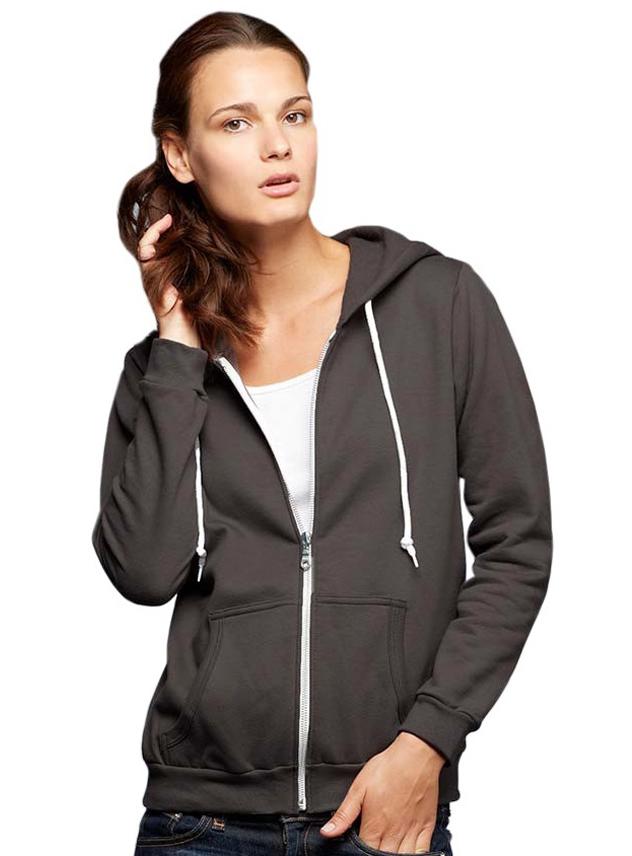 Sweater dames ANV 71600FL Hooded Zip