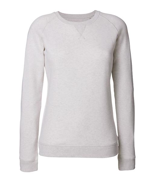 cream heather grey
