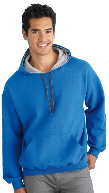 Sweater Gildan 185C00 Hooded
