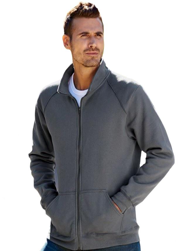Sweater Gildan 92900 hele rits