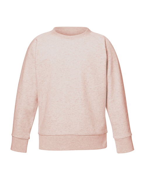 cream heather pink