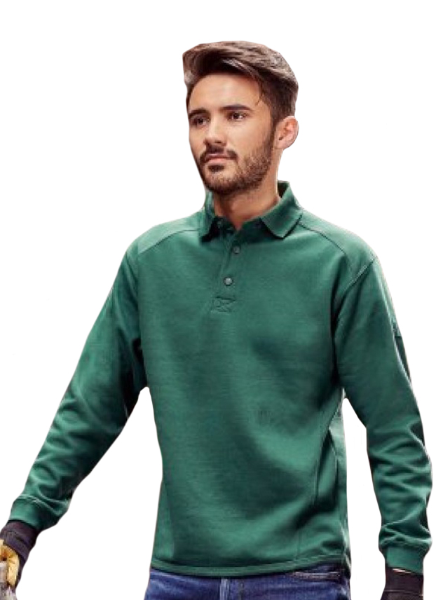 Sweater Polo Russell Workwear 012M