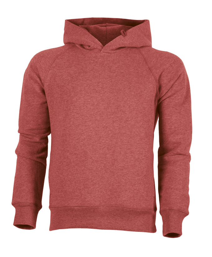 mid heather red