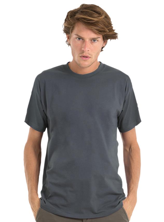 T-shirt B&C Exact 190