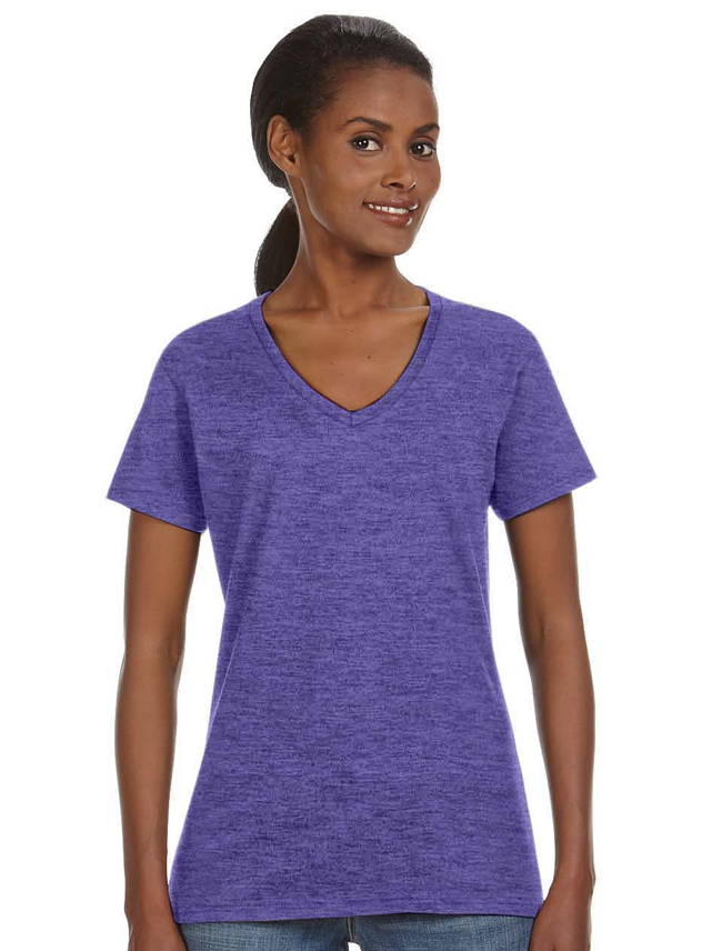 T-shirt dames ANV 88VL V-hals