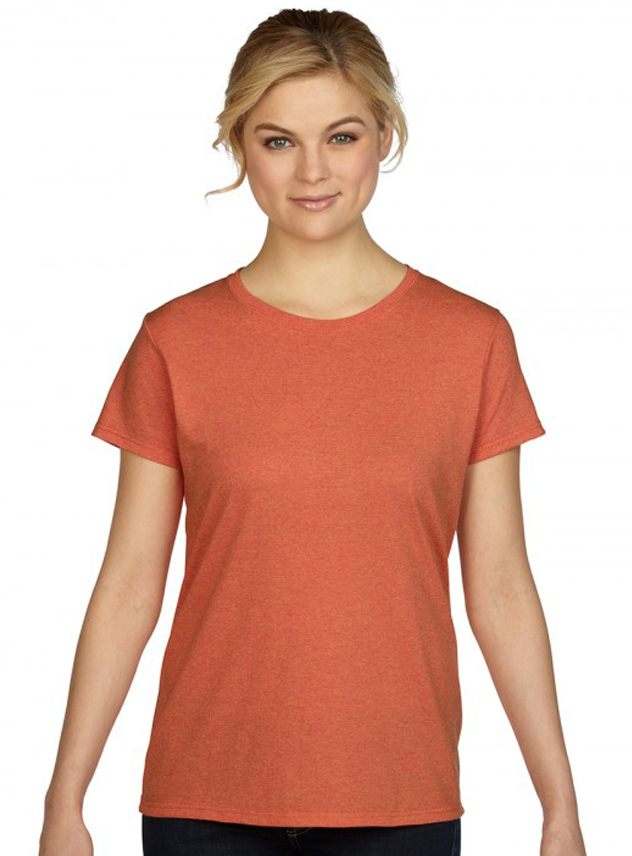 T-shirt dames Gildan 5000L