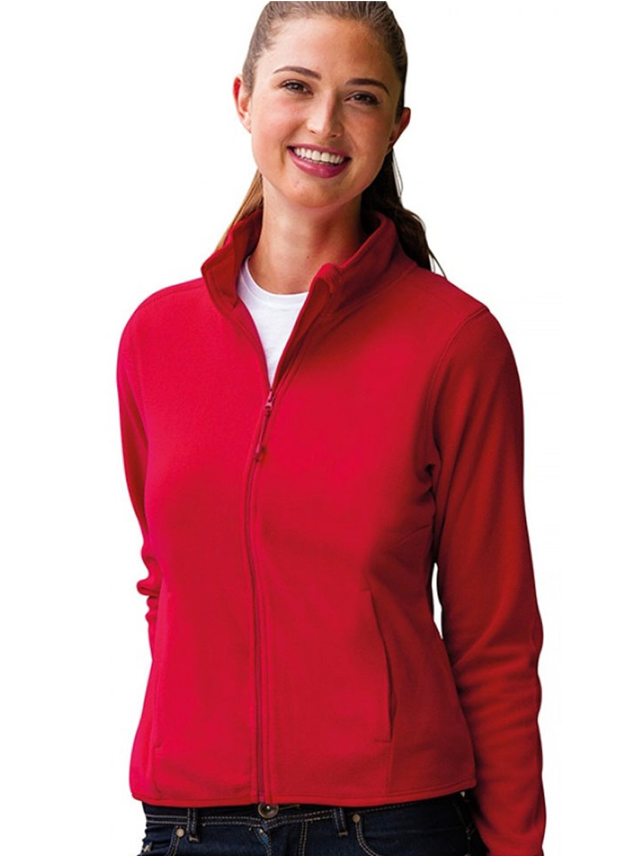 Fleece Vest     dames Russell 883F