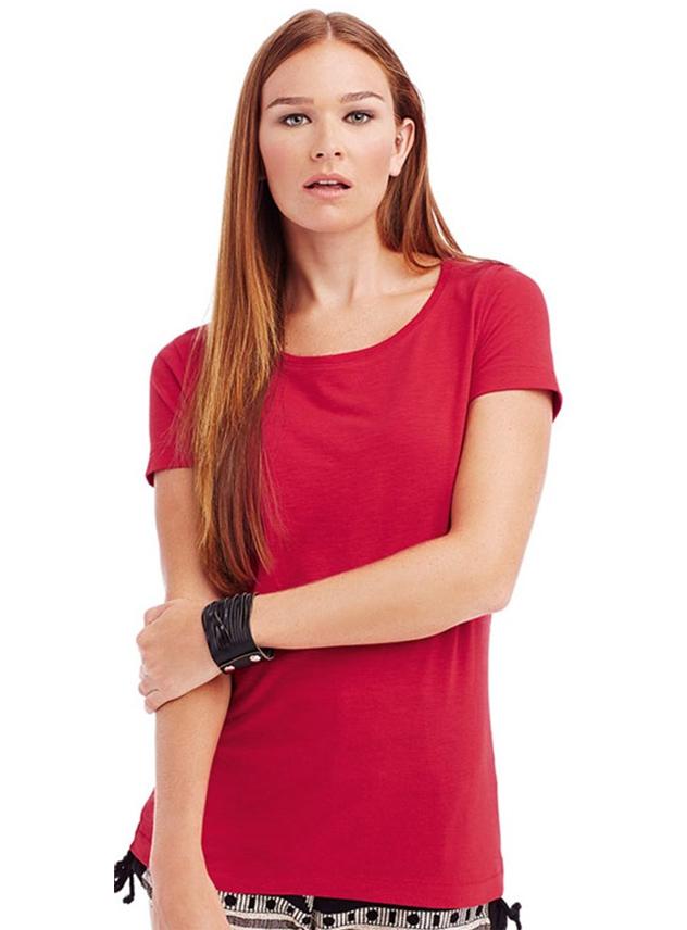 T-shirt dames STE 9500 Slub