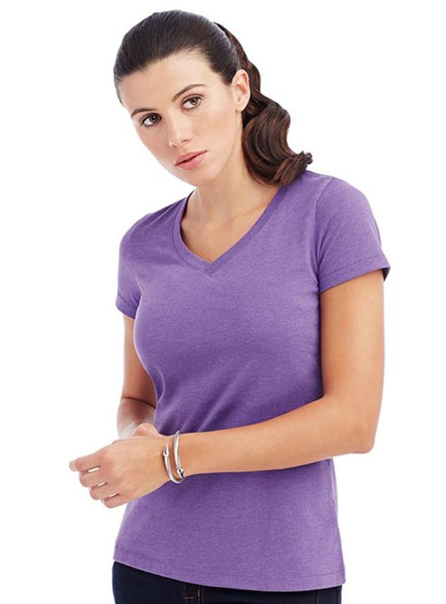 T-shirt dames STE 9910 Heather