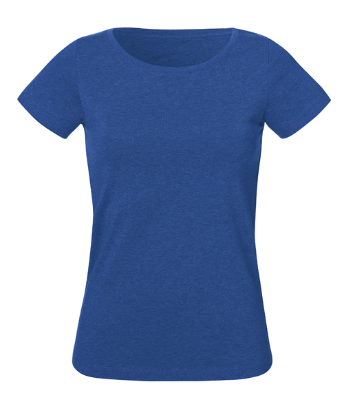 mid heather royal blue