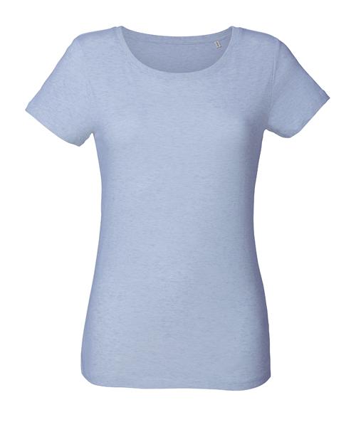 cream heather blue