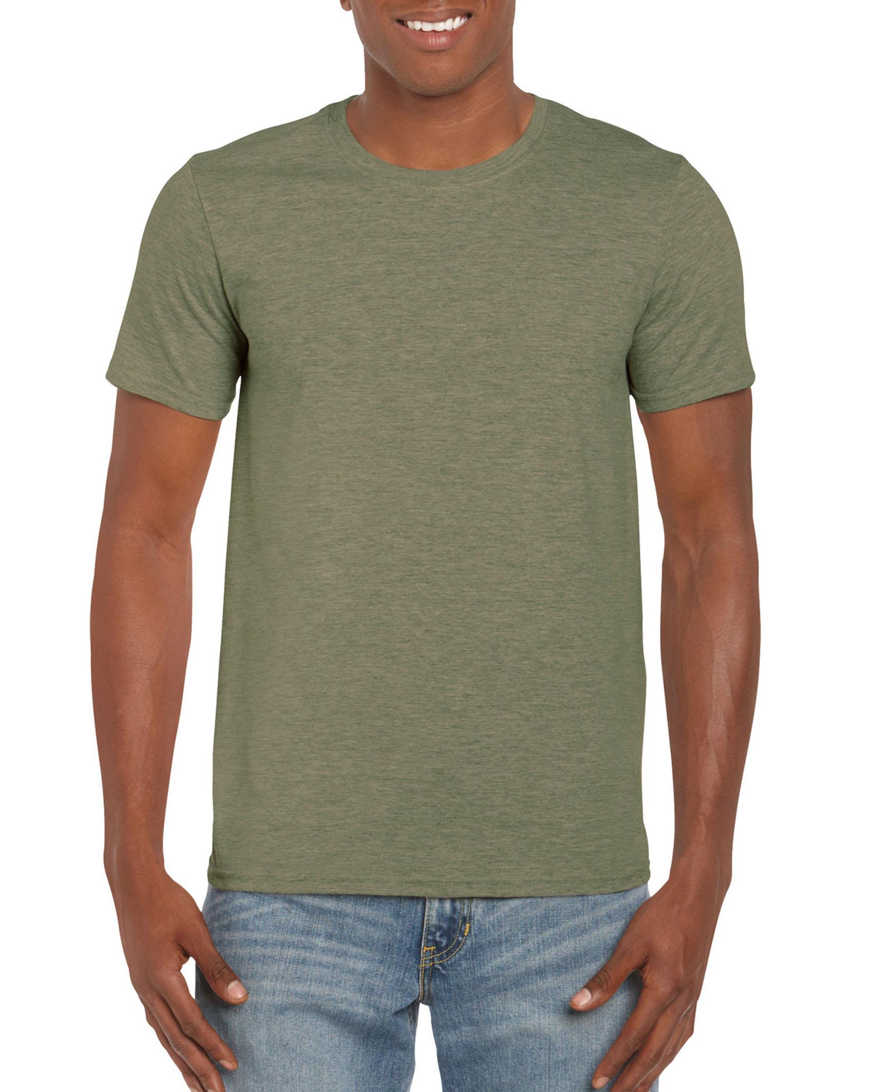 heather military green