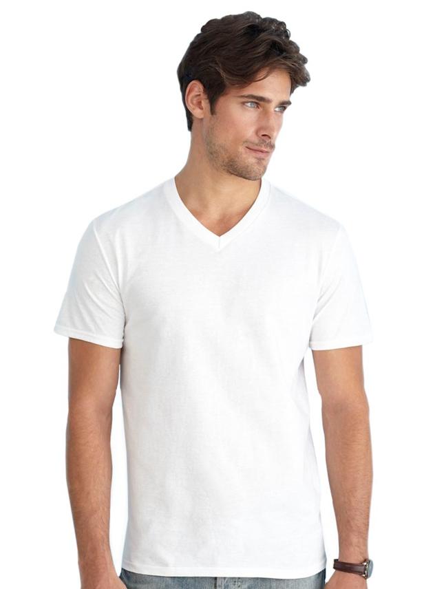 T-shirt Gildan 64V00 V-neck