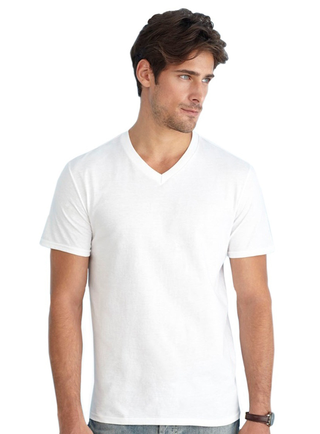 T-shirt Gildan 64V00 V-neck