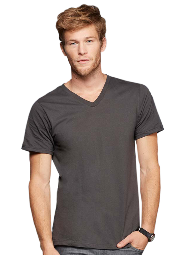 T-shirt heren ANV 982 V-neck