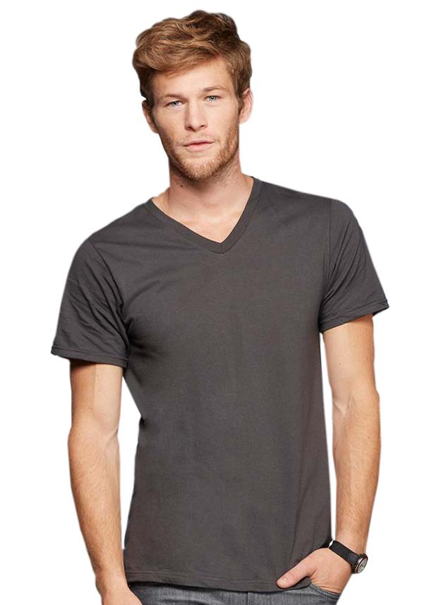 T-shirt heren ANV 982 V-neck
