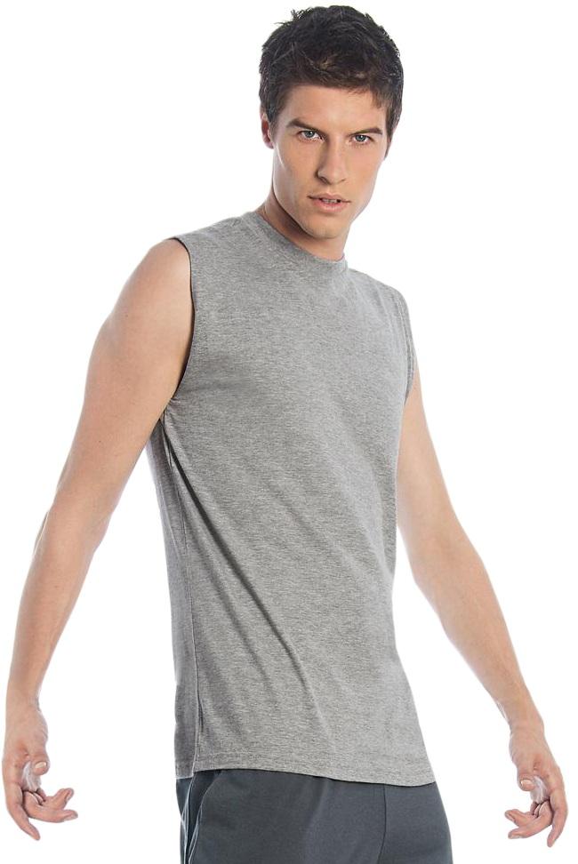 T-shirt heren B&C Exact Move