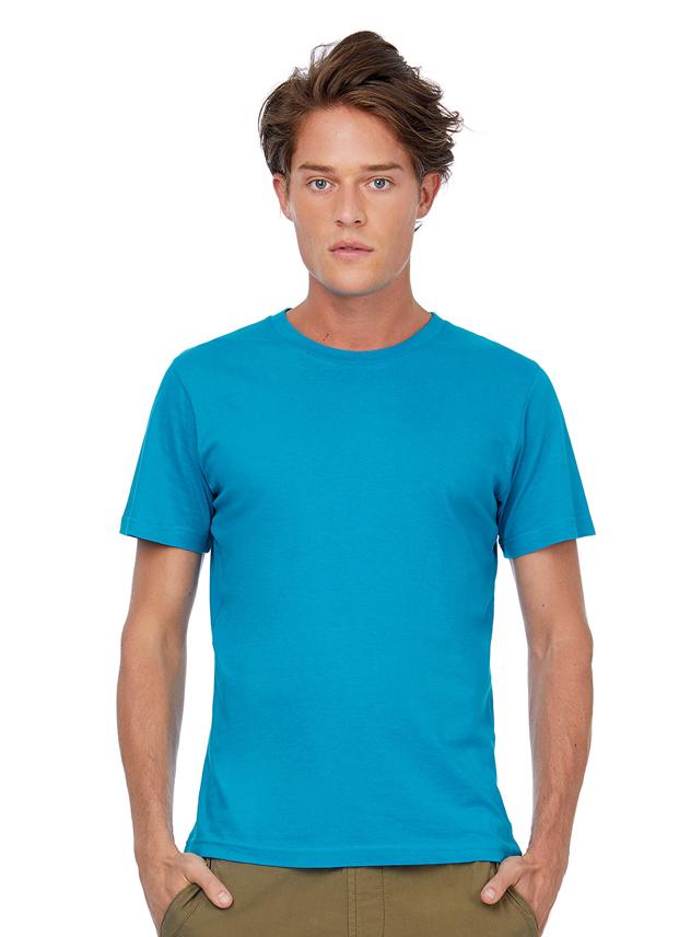 T-shirt heren B&C Men Only