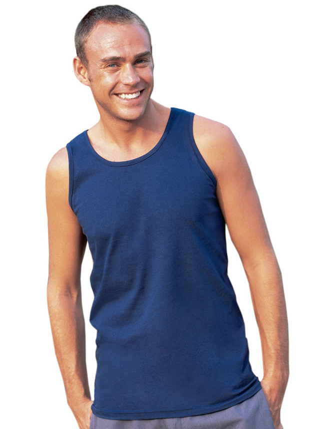 T-shirt heren Fruit Athletic Vest