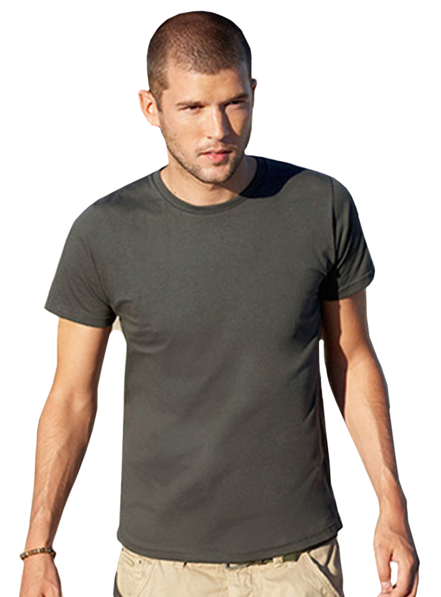 T-shirt heren Fruit Fitted Valueweight