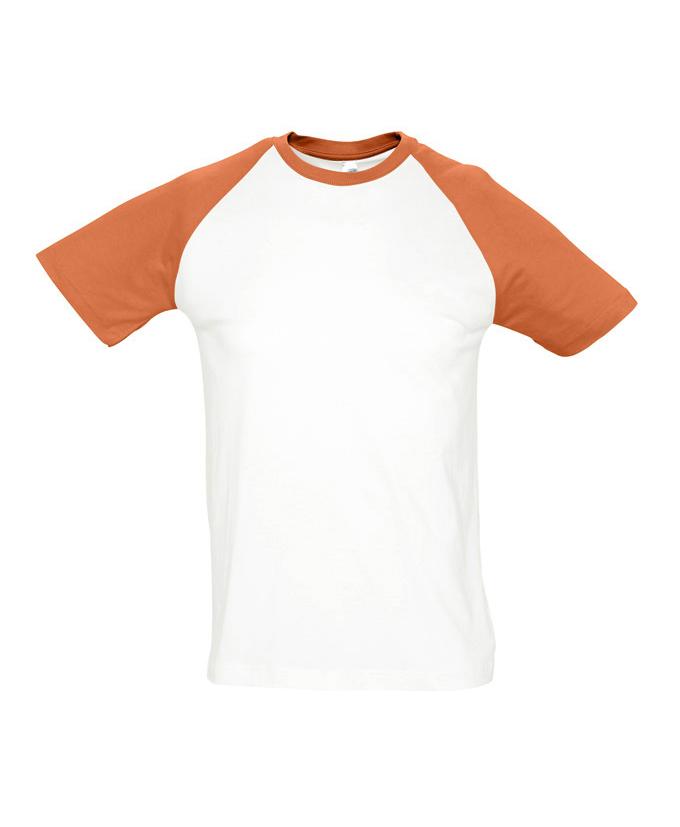 white- orange